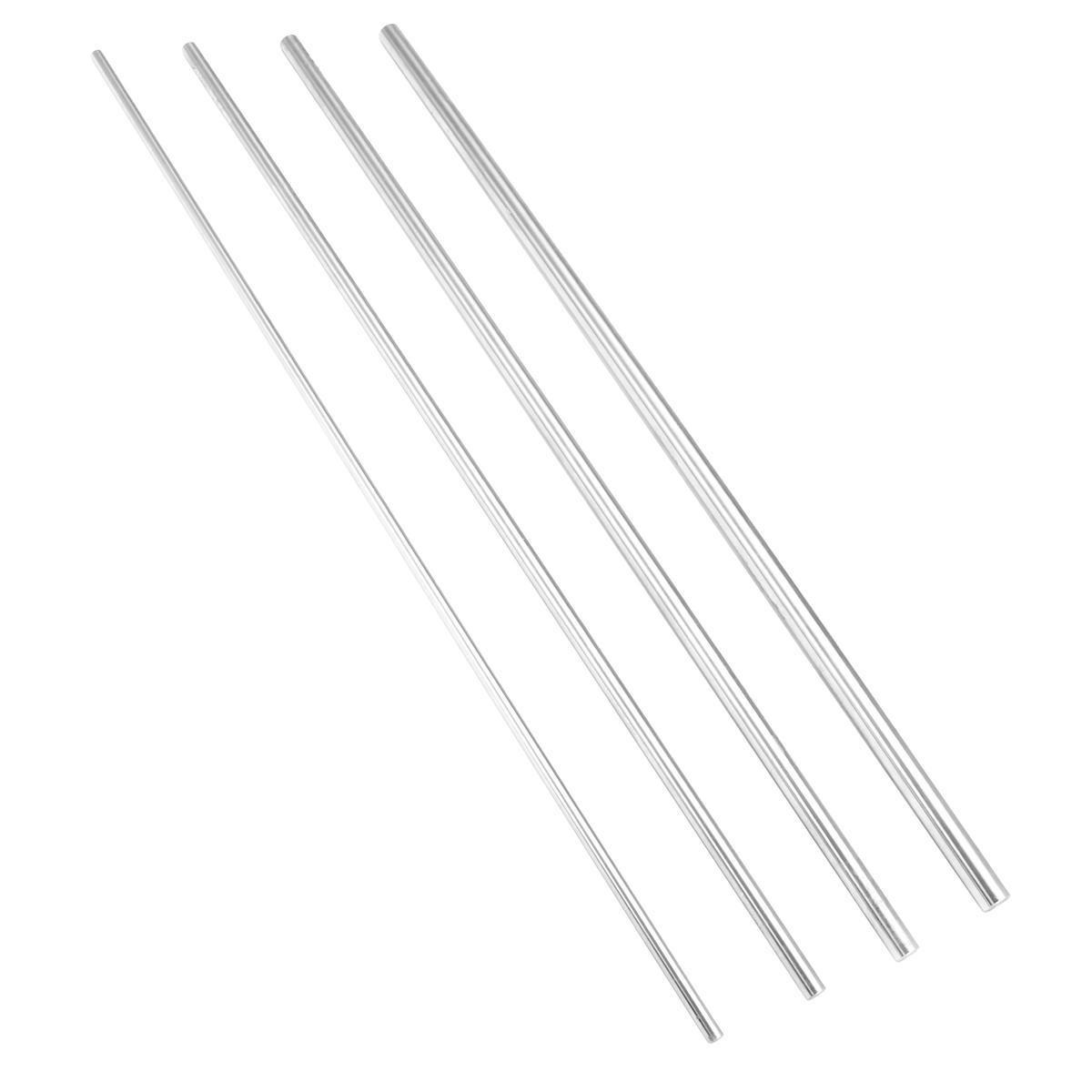 6 8 10 12mm Diameter 450mm Length Linear Rail Shaft Rod
