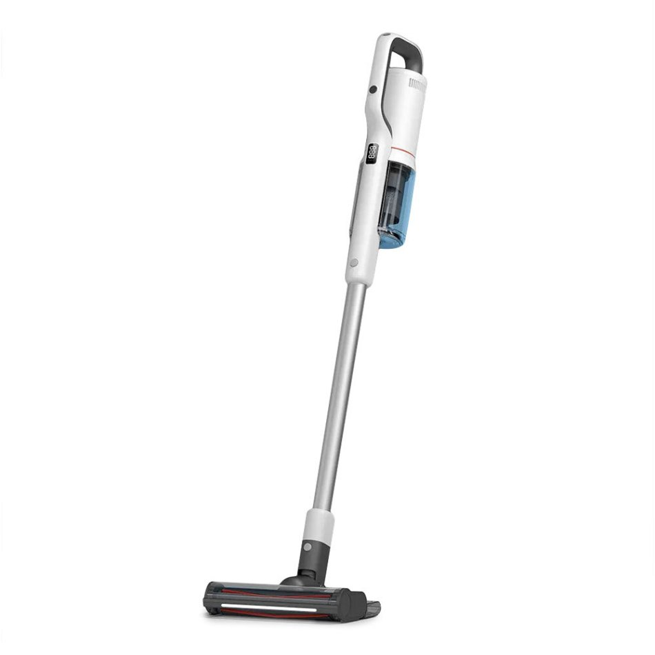 ROIDMI NEX 2 Smart Handheld Cordless Vacuum Cleaner 26500Pa Suction with Mopping and Intelligent APP Control, LED Display, 70min Long Battery Life from Xiaomi Youpin