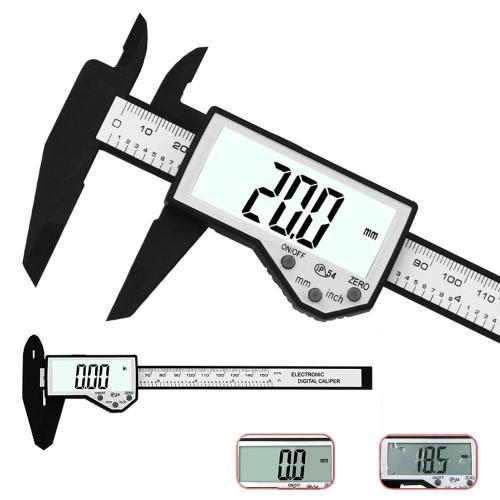 small resolution of daniu digital caliper 6 inch 150mm electronic waterproof ip54 digital vernier caliper lcd screen display micrometer measuring tool caliper cod