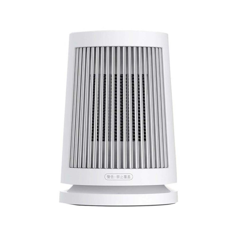 Xiaomi Mijia ZMNFJ01YM Mini Desktop Electric Heater PTC Ceramic Heating Warm Air Blower 45° Wide Angle Double Thermal Protection
