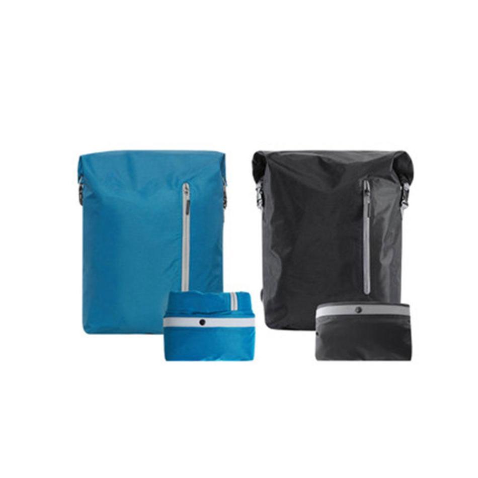 [XIAOMI YOUPIN]Outdoor Backpack Lightweight Sports Folding Bag Portable Camping Hiking School Bag
