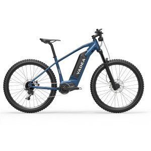 Στα €1,236 από αποθήκη Τσεχίας | [EU DIRECT] YADEA YS500 27.5Inch 350W 13Ah 3-Speed Assist Mode Electric Bicycle 25Km/h Max Speed 80-100Km Mileage 150Kg Max Load Electric Bike