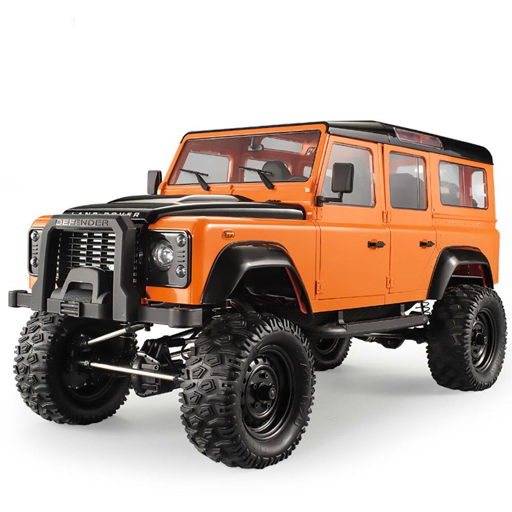 hight resolution of double e e101 003 1 8 2 4g 4wd rc car d110 crawler buggy