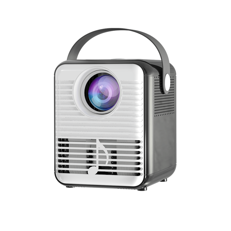C3 Mini LED 1080P Projector LCD 5000 Lumens Vertical ±15° Keystone Correction 1500:1 Contrast Portable Outdoor Movie Home Theater Beamer