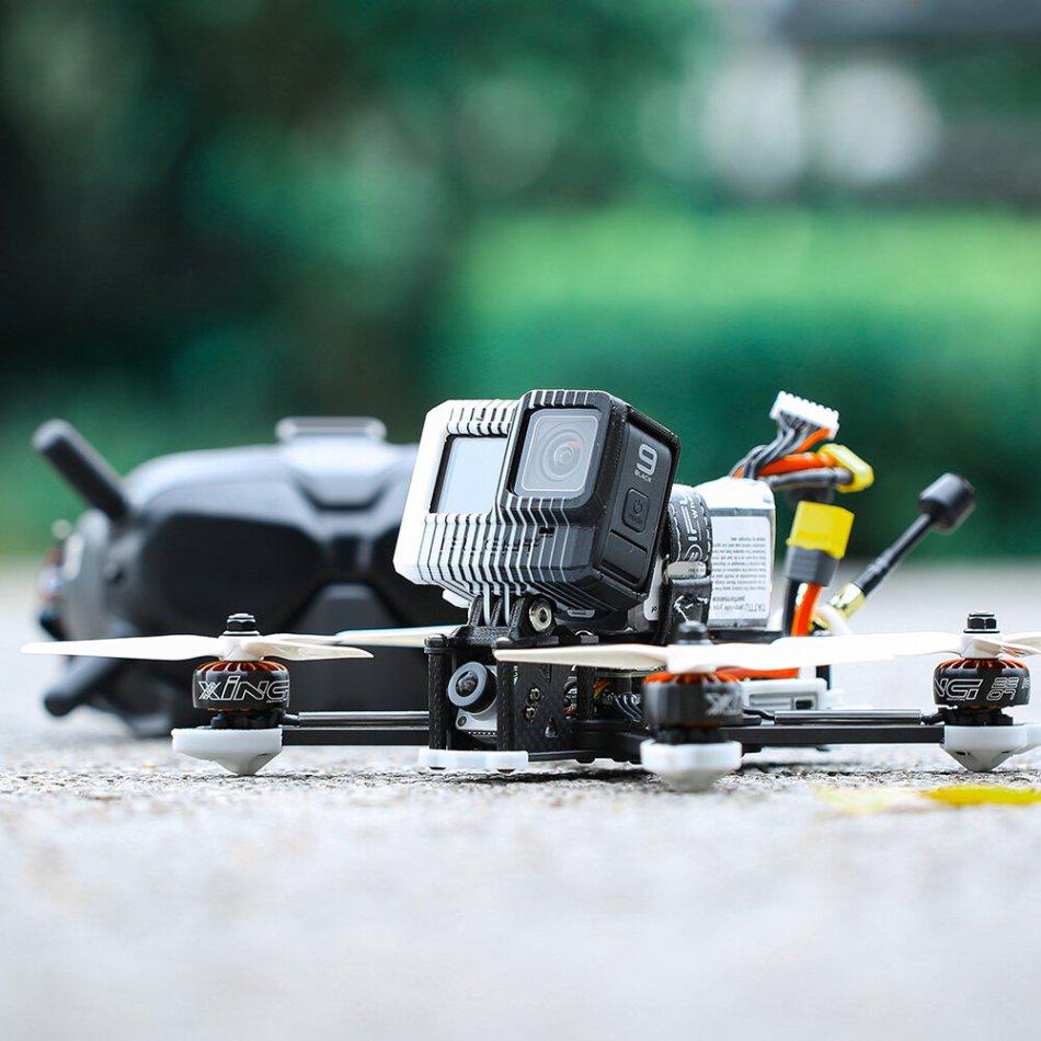 iFlight Cidora SL5 V2.1 HD 4S 5 Inch Freestyle FPV Racing Drone BNF DJI FPV Air Unit 2207 2450KV Motor F7 FC 50A ESC