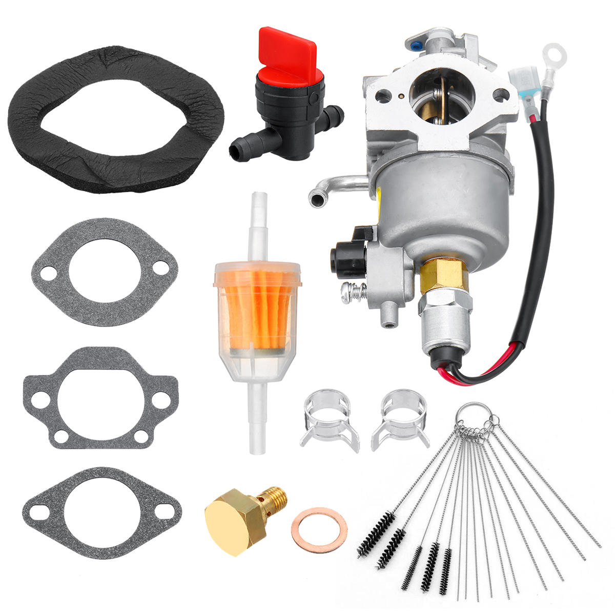 hight resolution of carburetor gasket kit for onan cummins a041d736 microquiet 4000 watt 4kyfa26100 generators cod