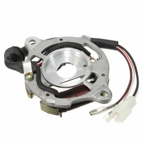 small resolution of stator ignition magneto coil assembly for yamaha pw50 pw 50 qt50 cod