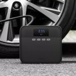 Στα €28.39 από αποθήκη Κίνας | 70mai Midrive TP03 12V Portable Car Tire Inflator Digital Display Air Pump Compressor Black Youth Version