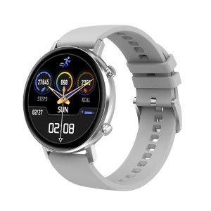 Στα 24€ από αποθήκη Κίνας | [Dual Menu Style]DT NO.1 DT96 Full-round Touch Screen Blood Pressure Oxygen Heart Rate Monitor Multiple Dial bluetooth 5.0 Smart Watch