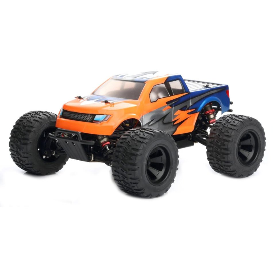 LC Racing EMB-MT 1/14 4WD 2.4G RC Car Truck Brushless Vehicle Models RTR