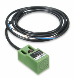 sn04 n 5mm inductive proximity sensor test switch approach npn no dc10 30v cod [ 1200 x 1200 Pixel ]
