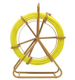 fish tape fiberglass cable puller reel wire cable running rod duct rodder fishtape puller cod [ 1200 x 1200 Pixel ]
