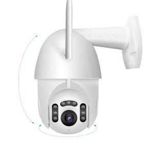 Στα €25.55 από αποθήκη Κίνας | EU Plug Xiaovv B7 Smart WIFI HD 1080P IP Camera 360 PT Z Rotation H.265 Waterproof ONVIF Support 8 LEDS Infrared Night Version APP Camera