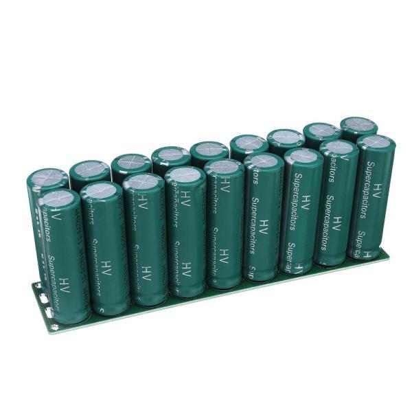 48v5.5f Super Capacitor Module Automotive Rectifier 2
