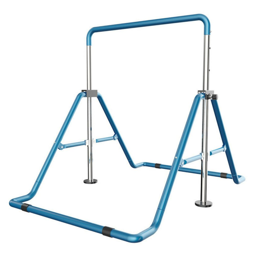 medium resolution of expandable kids gymnastic bars asymmetric gym kid bar exercise tools junior training indoor play cod