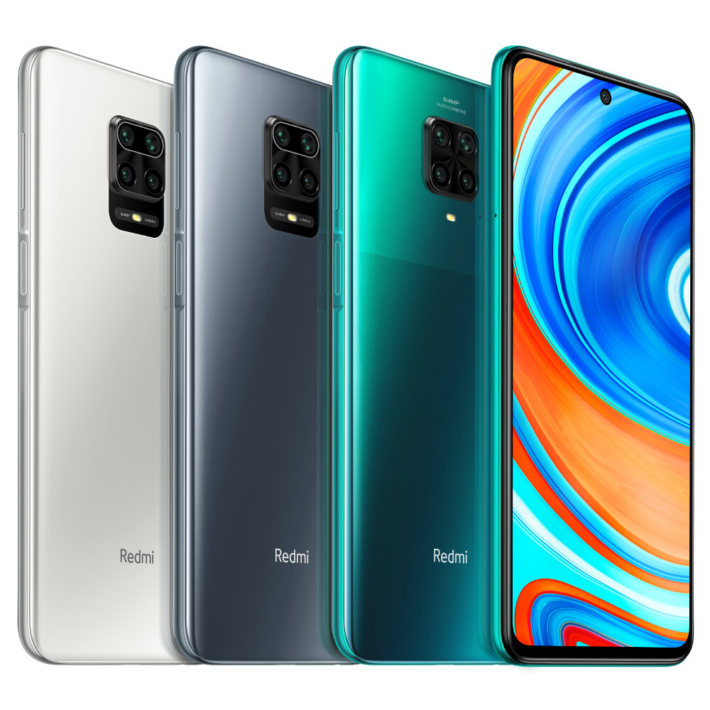 Xiaomi Redmi Note 9 Pro Global 6GB 64GB