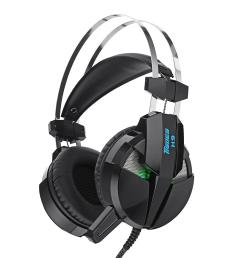 misde h9 gaming headphone headset led light stereo noise cancelling headphone with mic black b cod [ 1200 x 1200 Pixel ]