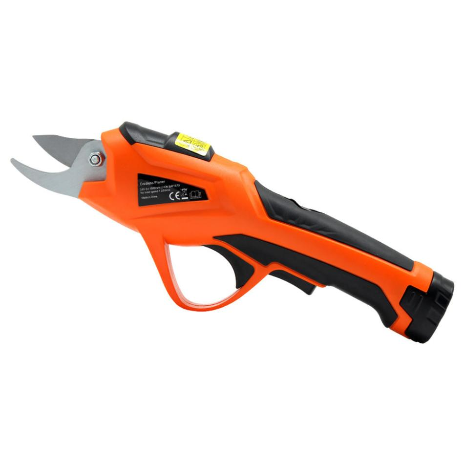 EAST ET1505 Garden Electric Power Pruning Shears 3.6V Cordless Battery Rechargeable Tree Branch Cutter Secateur Tools
