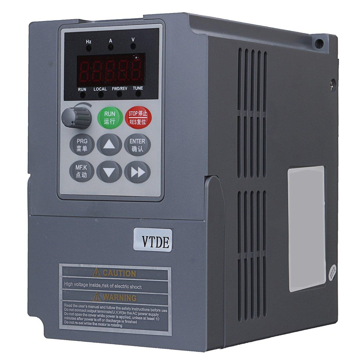 hight resolution of 2 2kw 3ph 380v vfd inverter vfd drive variable frequency drive for motor speed control