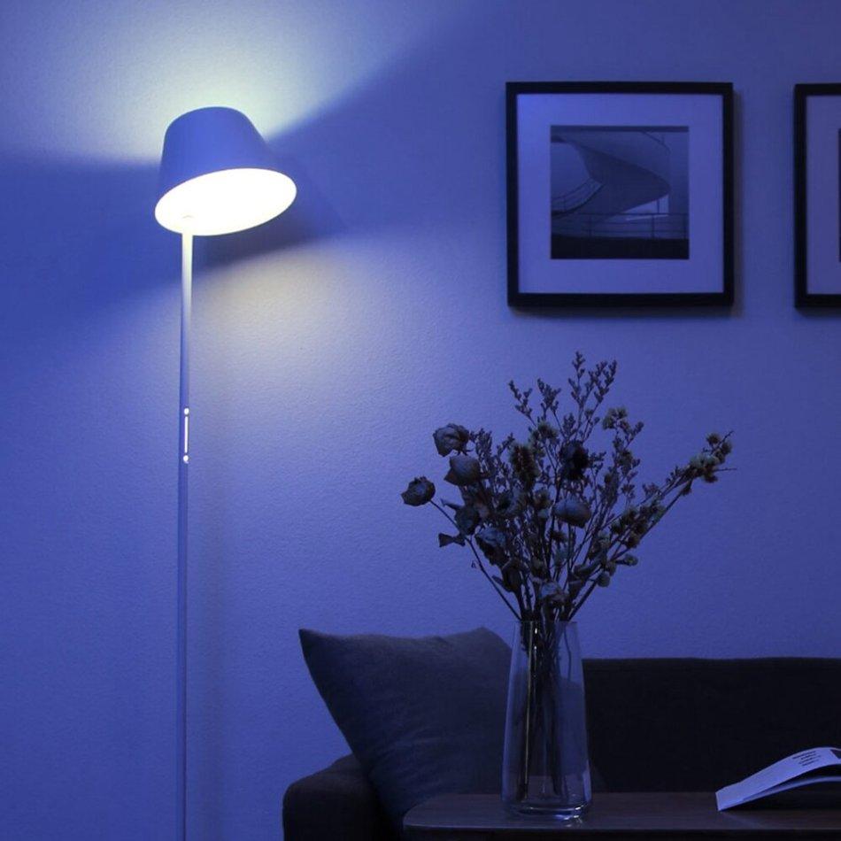 Yeelight YLLD01YL 12W Smart Dimmable LED Floor Table Lamp WIFI APP Control ( Ecosystem Product)
