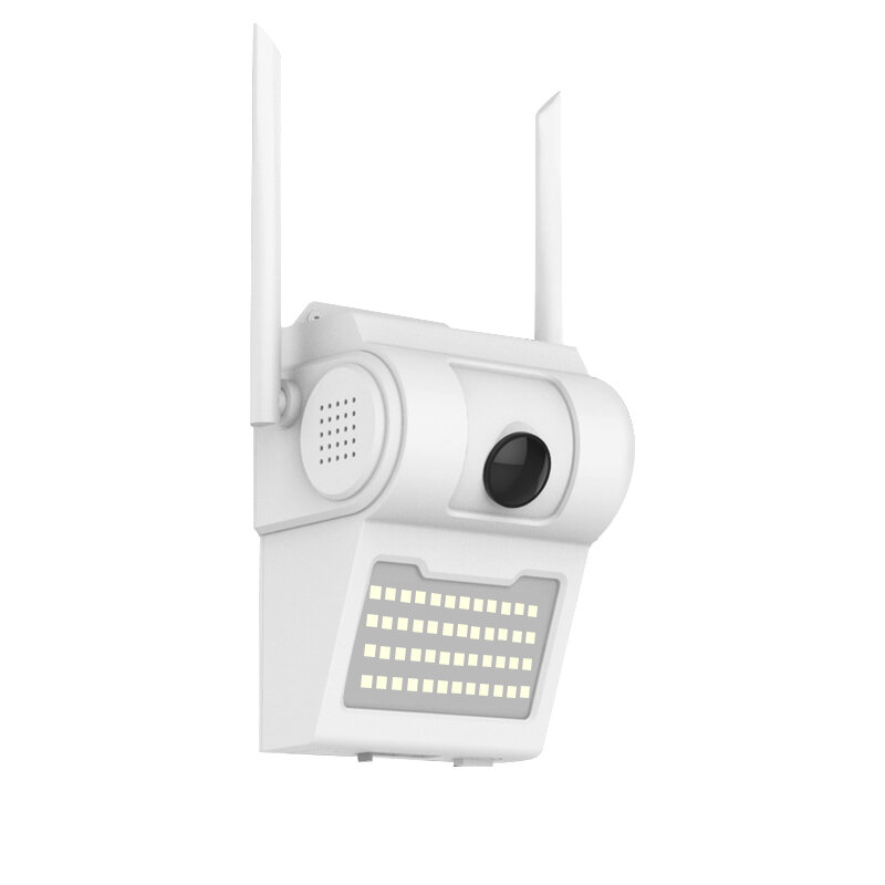 Xiaovv OU-D2 Dual Antenna HD 1080P 48 LED Lamp Waterproof IP Camera With AP Hotspot Home Baby Monitor Garden Security Courtyard Monitoring Device