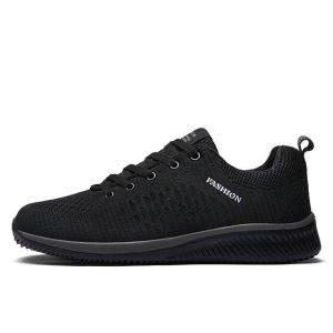 Στα €10.70 από αποθήκη Τσεχίας | στο 10αρικο αυτή τη φορά | TENGOO Fly D Men Sneakers Ultralight Soft Breathable Bouncy Shock Absorption Running Sneakers Sports Shoes