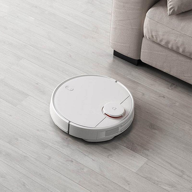 2019 New Xiaomi Mijia 2 in 1 Robot Vacuum Mop Vacuum Cleaner 2100pa Wifi Smart Planned Clean Mi Home APP