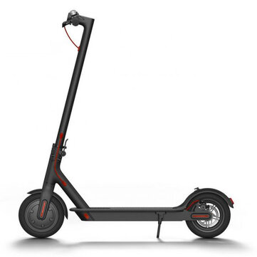[EU DIRECT] Xiaomi M365 7.8Ah 250W 36V Folding Electric Scooter 25 km/h Top Speed 30km Long Life IP54 12.5kg Ultralight Intelligent BMS Double Brake System Max. Load 100kg
