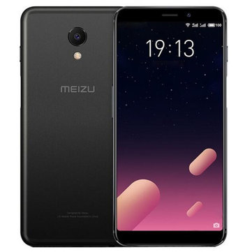 Meizu M6s Global Version 5.7 Inch 18:9 3GB RAM 32GB ROM Exynos 7872 Hexa Core 4G Smartphone