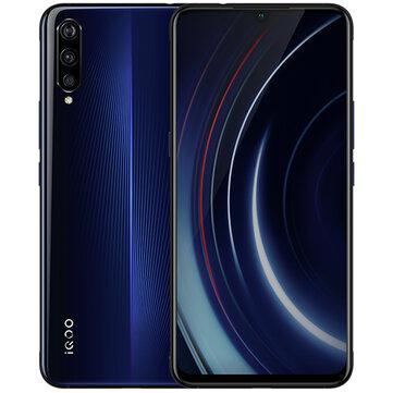 £679.297%VIVO iQOO 6.41 Inch FHD+ NFC 4000mAh 22.5W Flash Charge 12GB 256GB Snapdragon 855 4G Gaming SmartphoneSmartphonesfromMobile Phones & Accessorieson banggood.com