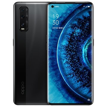 OPPO Find X2 5G Smartphone CN Version 6.7 inch 3K QHD+ 120Hz Refresh Rate 240Hz Touch Registration Rate NFC Android 10 4200mAh 48MP Triple Rear Cameras 32MP Front Camera 8GB 128GB Snapdragon 865 Smartphones from Mobile Phones & Accessories on banggood.com