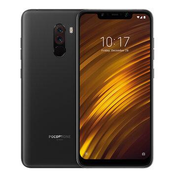 Xiaomi Pocophone F1 Global Version 6.18 inch 6GB 64GB Snapdragon 845 Octa core 4G SmartphoneSmartphonesfromMobile Phones & Accessorieson banggood.com