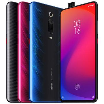 £336.93Xiaomi Redmi K20 6.39 inch 48MP Triple Camera NFC 4000mAh 6GB 128GB Snapdragon 730 Octa core 4G SmartphoneSmartphonesfromMobile Phones & Accessorieson banggood.com