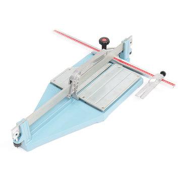 60cm manual desktop tile cutter home cutting machine ceramic blade heavy duty