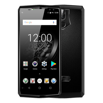 Oukitel K10 6.0 inch Face ID 11000mAh 5V/5A 6GB RAM 64GB ROM MT6763 Octa Core 4G Smartphone