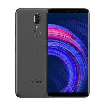 GOME Fenmmy Note 5.99 Inch HD+ Face Recognition 3500mAh 4GB 64GB Helio P23 Octa Core 4G Smartphone