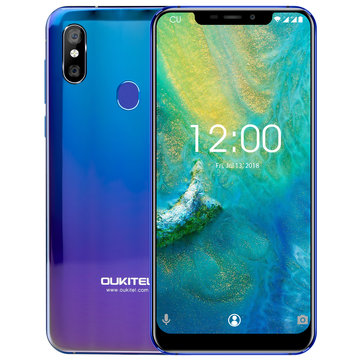 £168.9415%OUKITEL U23 6.18 Inch FHD+ 3500mAh Wireless Charge 6GB RAM 64GB ROM Helio P23 Octa Core 2.0GHz 4G SmartphoneSmartphonesfromMobile Phones & Accessorieson banggood.com