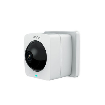[ Plug-in Version ] Xiaovv A1 Smart Panoramic IP Camera