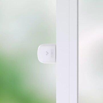 Zero FJ02XWBJT Wireless Intelligent WIFI Smart Window Alarm Kit PIR Sensor G-Sensor Alarm Work with Mijia APP from Xiaomi Youpin