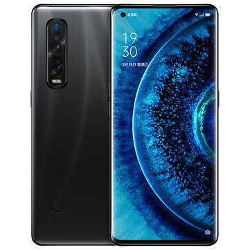 OPPO Find X2 Pro 5G Smartphone CN Version 6.7 inch 3K QHD+ 120Hz Refresh Rate 240Hz Touch Registration Rate NFC Android 10 4260mAh 48MP Triple Rear Cameras 32MP Front Camera 12GB 256GB Snapdragon 865SmartphonesfromMobile Phones & Accessorieson banggood.com