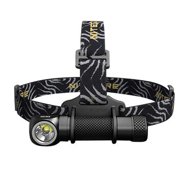 Nitecore HC33 XHP35 HD 1800Lumens High Performance L-Shaped LED Headlamp Flashlight