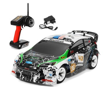 Wltoys K989 1/28 2.4G 4WD Brushed RC Rally Car