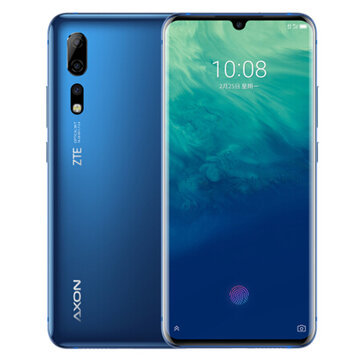 £546.21 15% ZTE AXON 10 Pro 6.47 Inch FHD+ Waterdrop Display NFC Android P AI Triple Rear Cameras 6GB 128GB Snapdragon 855 4G Smartphone Smartphones from Mobile Phones & Accessories on banggood.com