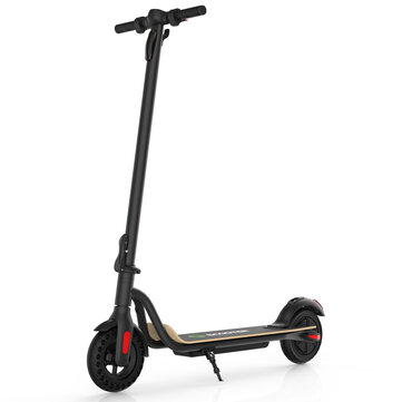 [EU Direct] MEGAWHEELS S10 36V 7.5Ah 250W Folding Electric Scooter 8 inch Wheels 3 Speed Modes 25km/h Top Speed 17-22km Mileage Range LED Display Scooter
