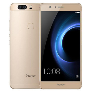 HUAWEI HONOR V8 KNT-AL20 5.7 Inch 4GB RAM 64GB ROM Kirin 950 Octa core 4G Smartphone