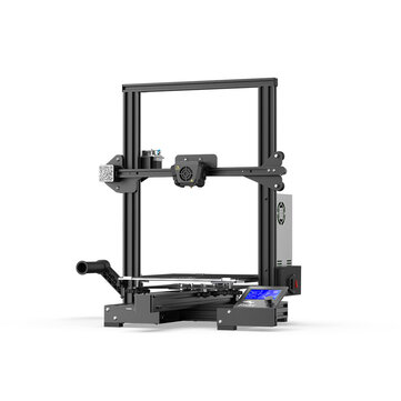 Creality 3D® Ender-3 MAX 3D Printer 300x300x340MM Prinz Size Dual Cooling Fans/All-metal Extruder/Larger Carborundum Glass Platform/Smart Sensor/Reliable Power Supply