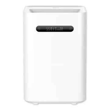 Smartmi CJXJSQ04ZM Evaporation Air Humidifier 2 4L Large Capacity 99% Antibacterial Smart Screen Display Mi Home APP Control from Xiaomi Youpin