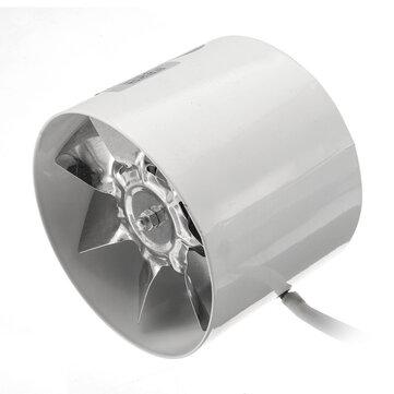 4 inch 6 inch booster fan inline duct vent blower fan exhaust fan tools