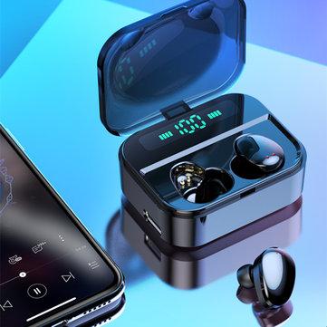Bakeey Mini TWS Earbuds bluetooth 5.0 Earphone with 3600mAh Power Bank