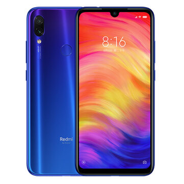 Xiaomi Redmi Note 7 Global Version 6.3 inch 4GB RAM 128GB ROM